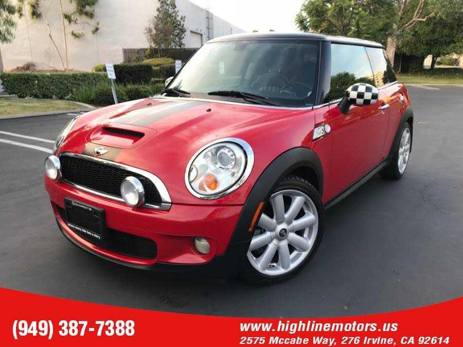 Mini Cooper 2008 $7295.00 incacar.com