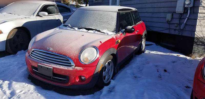 Mini Cooper 2011 $4495.00 incacar.com