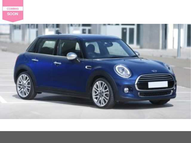Mini Cooper 2018 $29995.00 incacar.com
