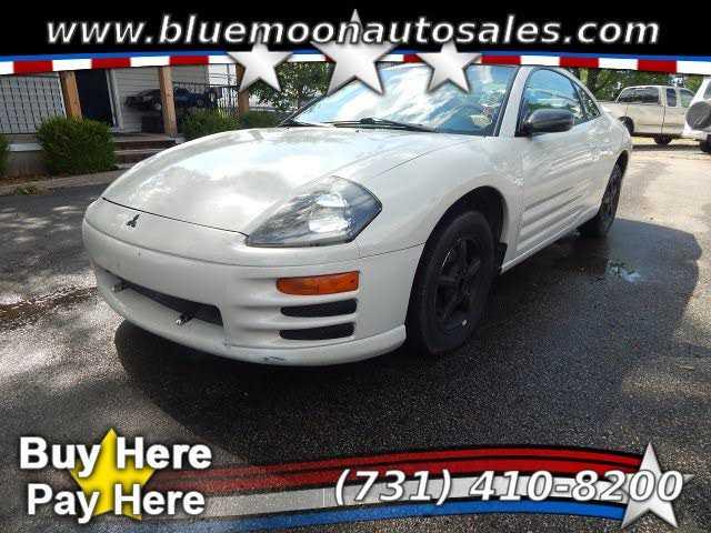 Mitsubishi Eclipse 2002 $3995.00 incacar.com
