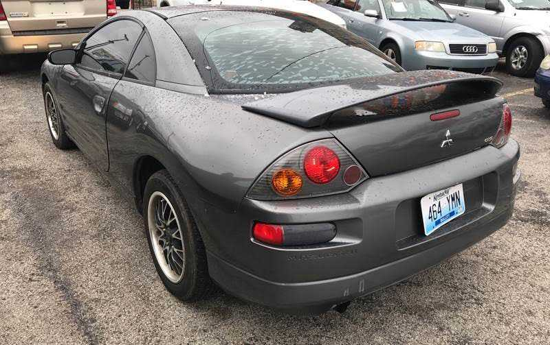 Mitsubishi Eclipse 2003 $1750.00 incacar.com