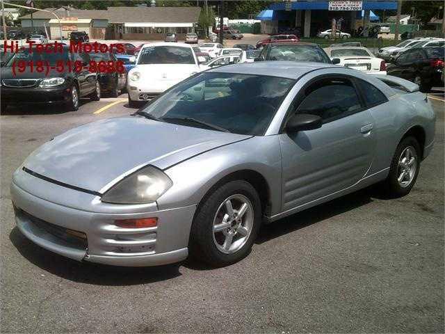 Mitsubishi Eclipse 2003 $2500.00 incacar.com