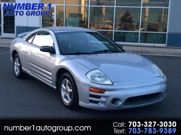 Mitsubishi Eclipse 2003 $3495.00 incacar.com