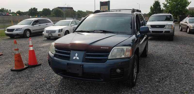 Mitsubishi Endeavor 2004 $500.00 incacar.com