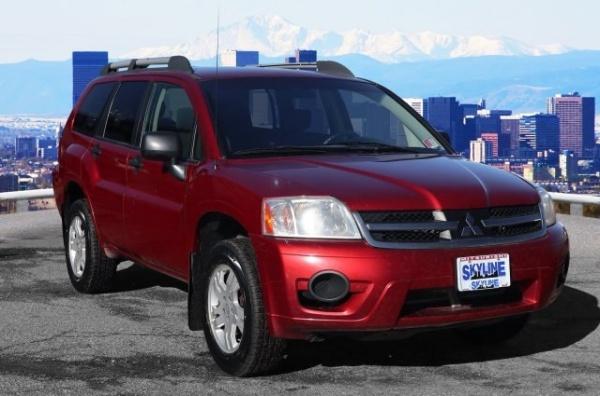 Mitsubishi Endeavor 2008 $5944.00 incacar.com