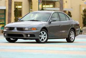 Mitsubishi Galant 2002 $1498.00 incacar.com