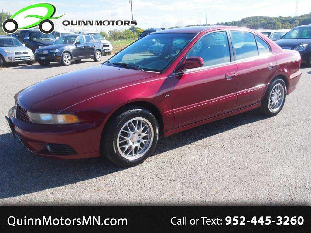 Mitsubishi Galant 2002 $3495.00 incacar.com