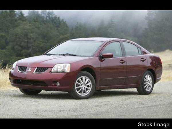 Mitsubishi Galant 2005 $299.00 incacar.com