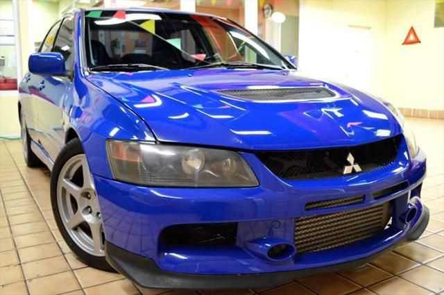 Mitsubishi Lancer Evolution 2003 $17995.00 incacar.com
