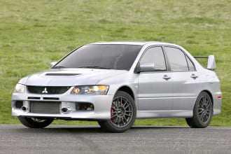 Mitsubishi Lancer Evolution 2006 $32977.00 incacar.com