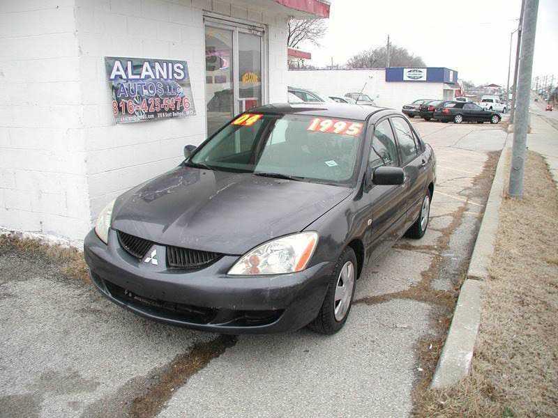 Mitsubishi Lancer 2004 $1800.00 incacar.com