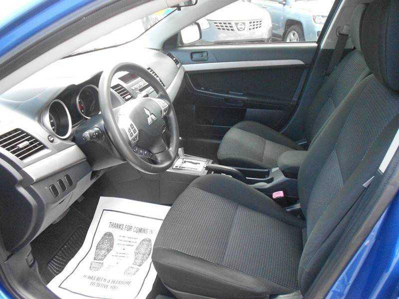 Mitsubishi Lancer 2009 $7888.00 incacar.com