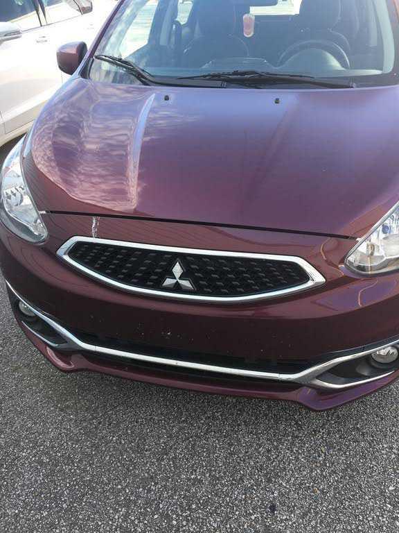 Mitsubishi Mirage 2017 $8994.00 incacar.com