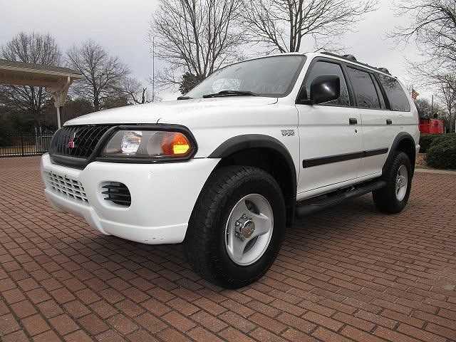 Mitsubishi Montero 2000 $7500.00 incacar.com