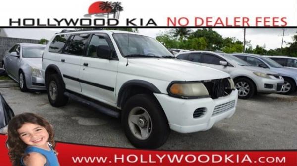 Mitsubishi Montero 2000 $3988.00 incacar.com