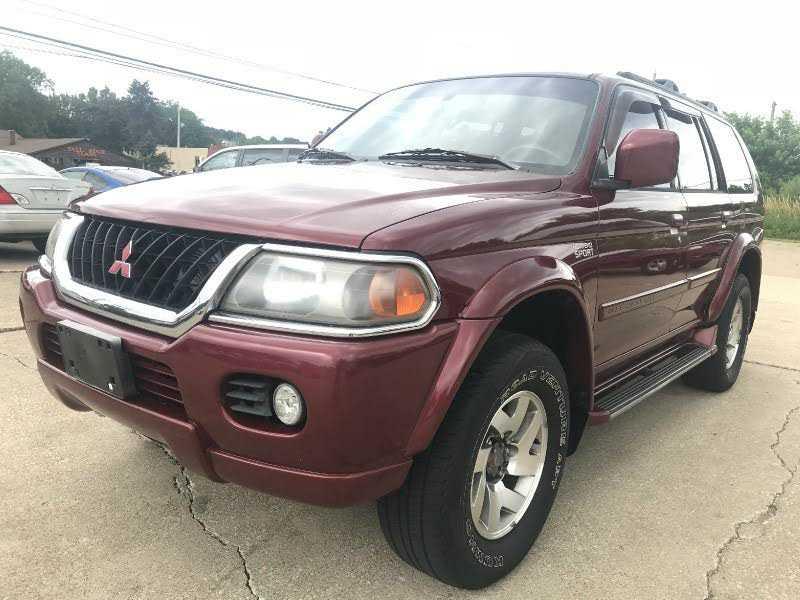 Mitsubishi Montero 2000 $3750.00 incacar.com