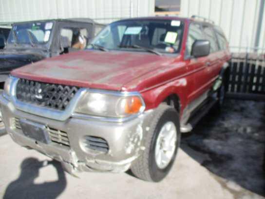 Mitsubishi Montero 2001 $3495.00 incacar.com