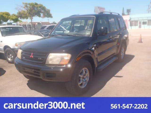 Mitsubishi Montero 2001 $3500.00 incacar.com