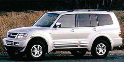 Mitsubishi Montero 2001 $3963.00 incacar.com