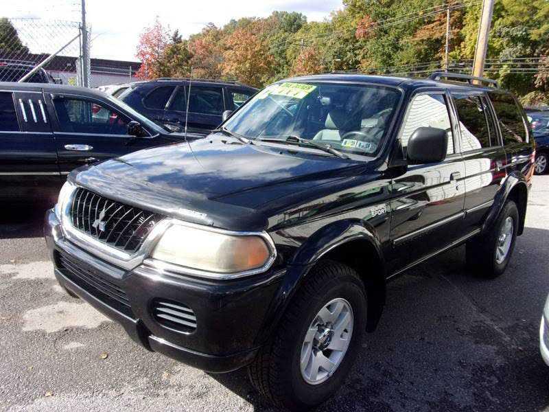 Mitsubishi Montero 2002 $2600.00 incacar.com