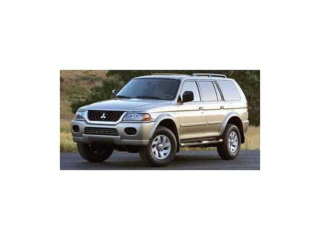 Mitsubishi Montero 2002 $2500.00 incacar.com