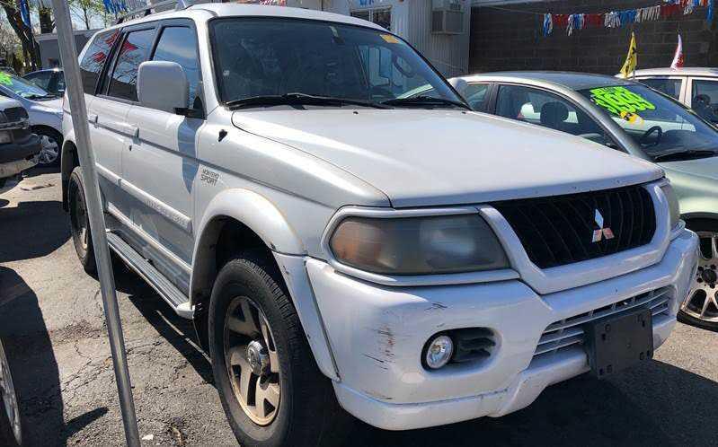 Mitsubishi Montero 2003 $1495.00 incacar.com