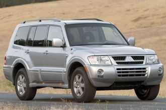 Mitsubishi Montero 2006 $2000.00 incacar.com