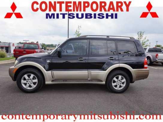 Mitsubishi Montero 2006 $8977.00 incacar.com