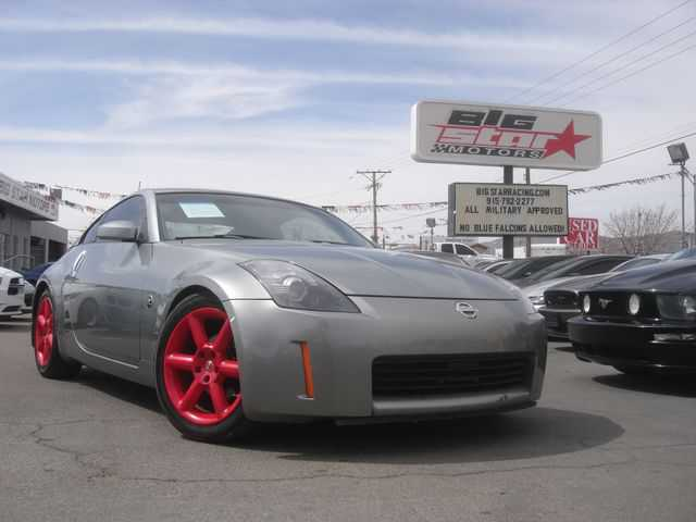 Nissan 350Z 2003 $7995.00 incacar.com