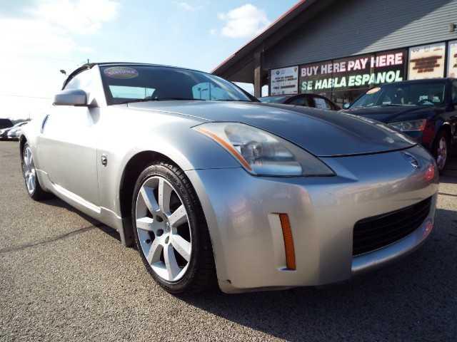 Nissan 350Z 2004 $6995.00 incacar.com