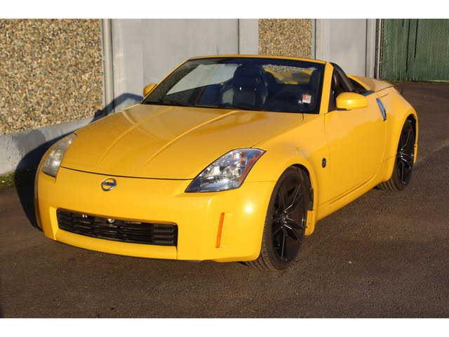 Nissan 350Z 2005 $9995.00 incacar.com
