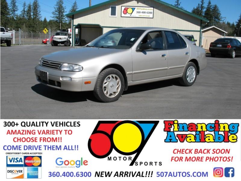 Nissan Altima 1996 $3495.00 incacar.com