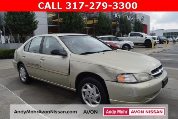Nissan Altima 1998 $1650.00 incacar.com