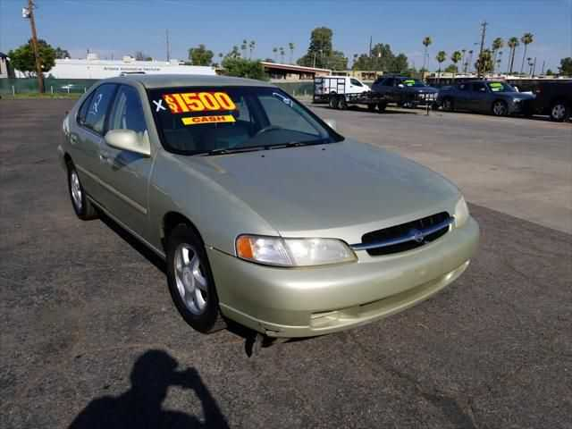 used Nissan Altima 1999 vin: 1N4DL01D6XC152843