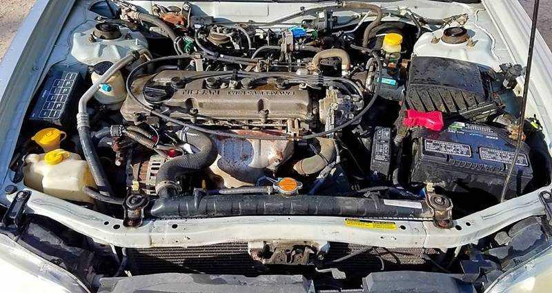 Nissan Altima 2001 $2500.00 incacar.com