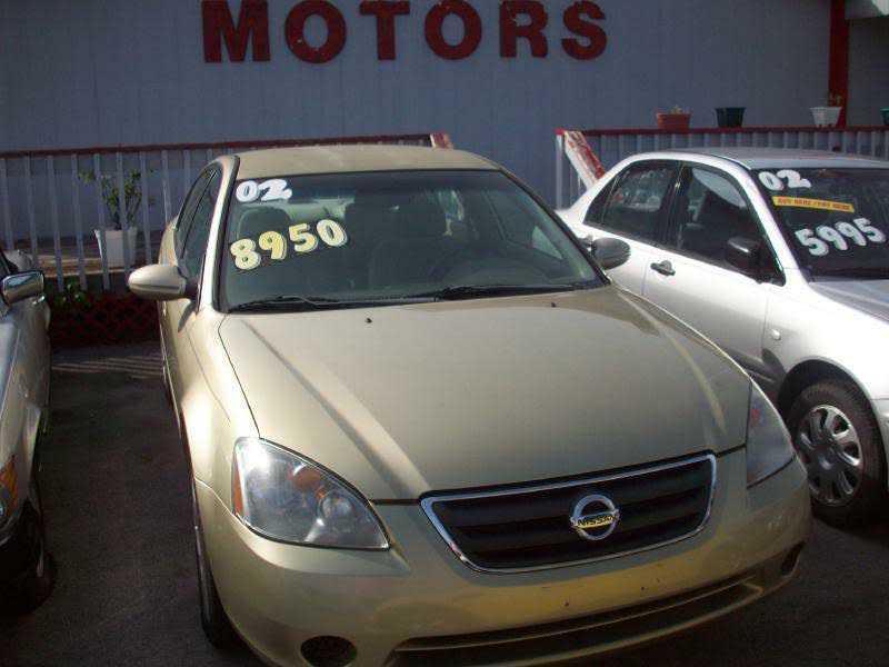 Nissan Altima 2002 $7950.00 incacar.com