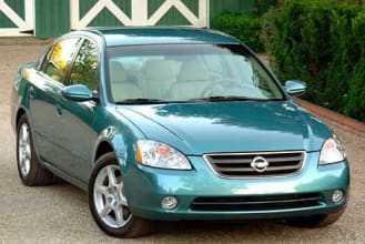 Nissan Altima 2002 $999.00 incacar.com