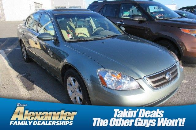 Nissan Altima 2002 $5998.00 incacar.com