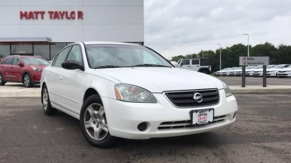 Nissan Altima 2003 $4173.00 incacar.com