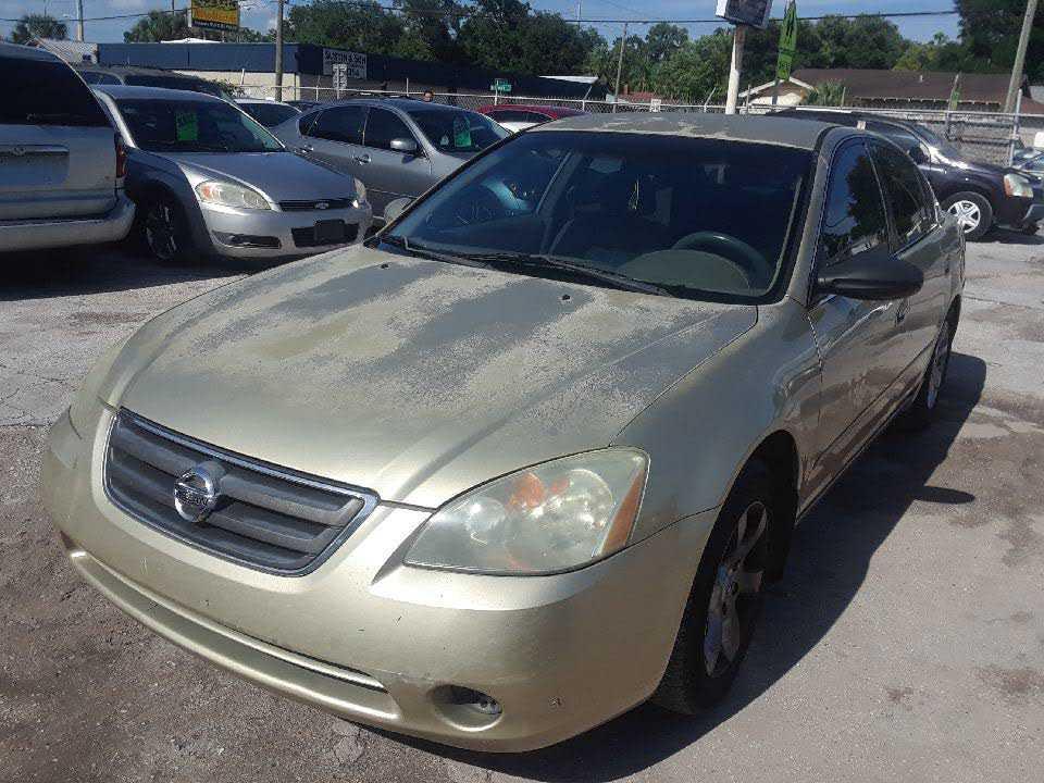 Nissan Altima 2003 $1250.00 incacar.com