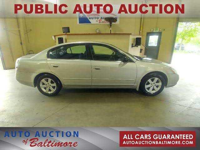 Nissan Altima 2003 $1500.00 incacar.com