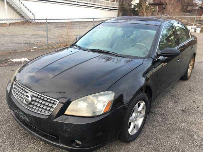 Nissan Altima 2005 $3995.00 incacar.com