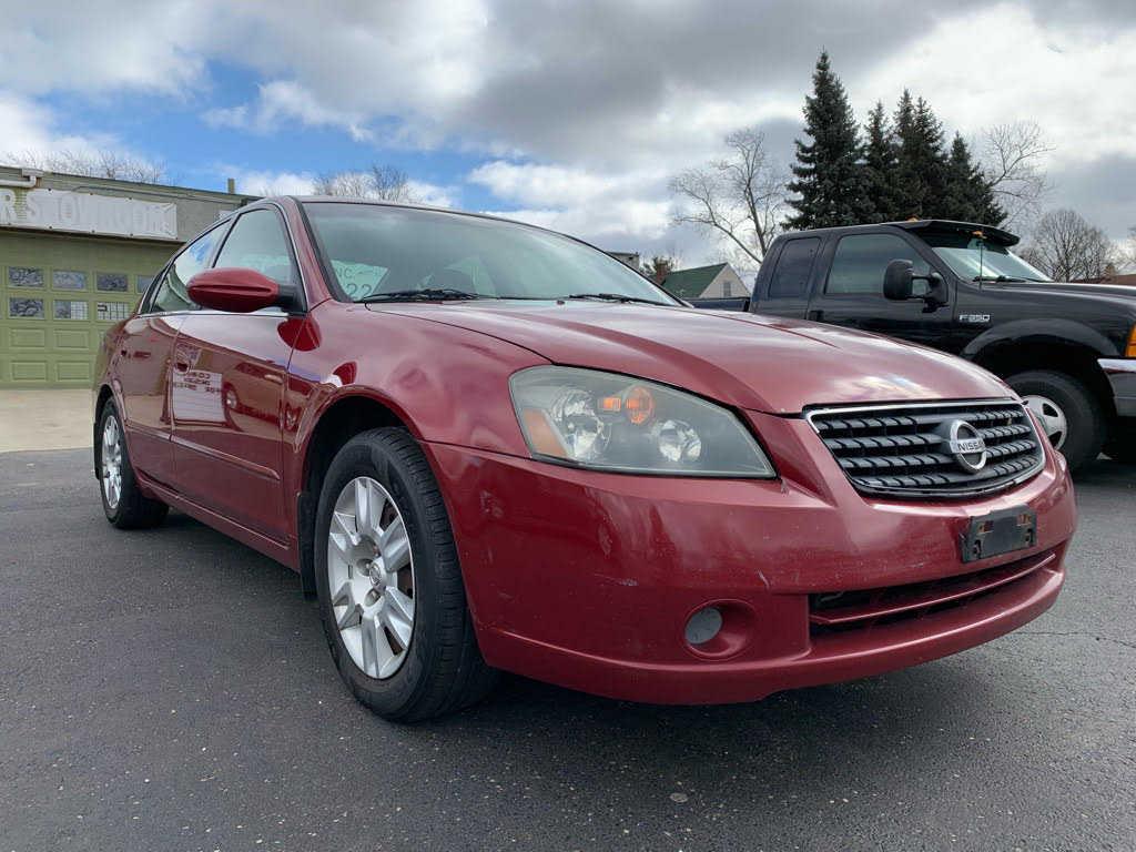 Nissan Altima 2005 $1950.00 incacar.com
