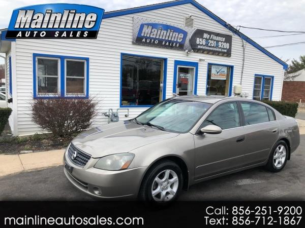 Nissan Altima 2005 $3399.00 incacar.com
