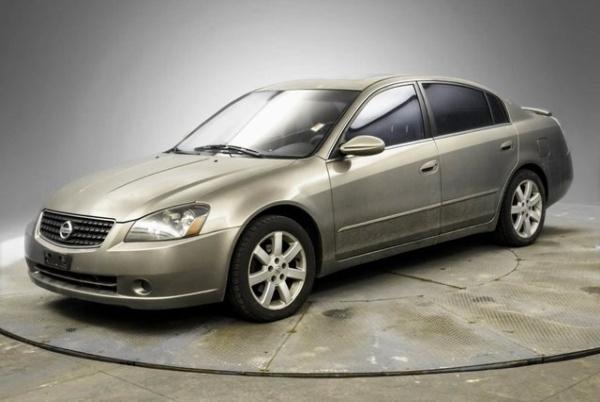 Nissan Altima 2006 $3599.00 incacar.com