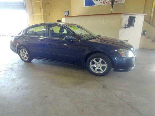 Nissan Altima 2006 $1700.00 incacar.com