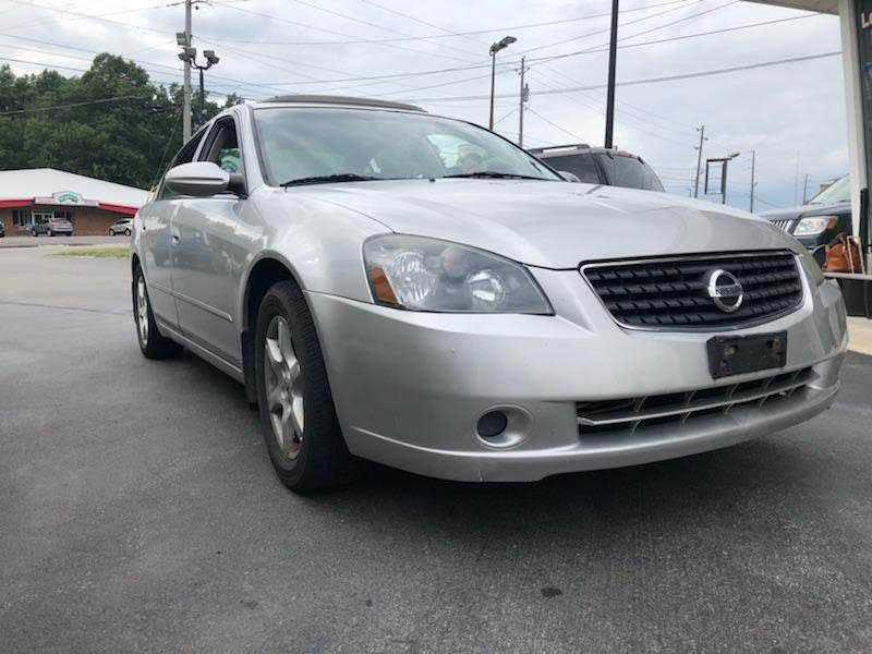Nissan Altima 2006 $1950.00 incacar.com