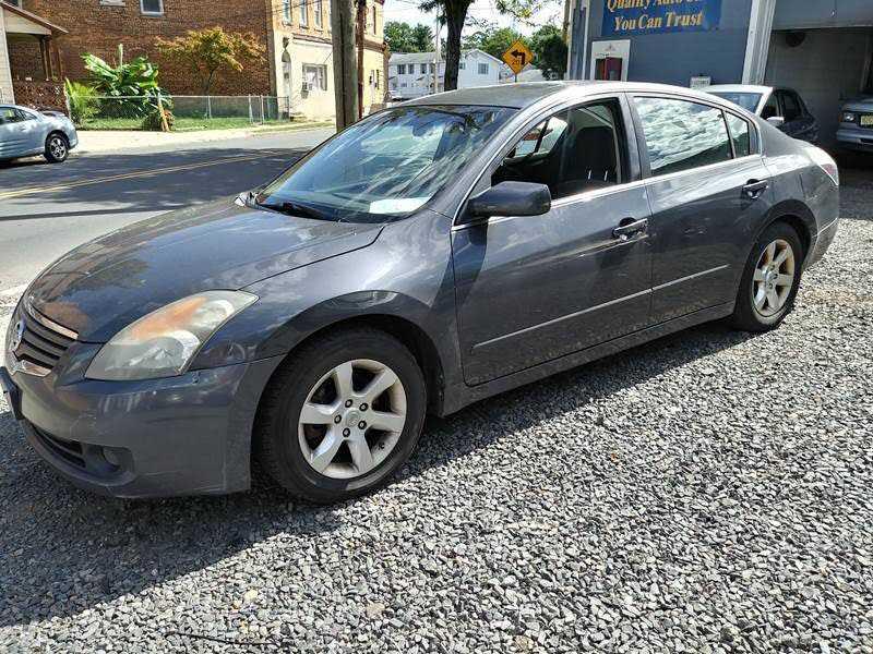 Nissan Altima 2007 $1495.00 incacar.com