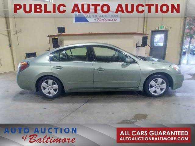 Nissan Altima 2007 $1300.00 incacar.com
