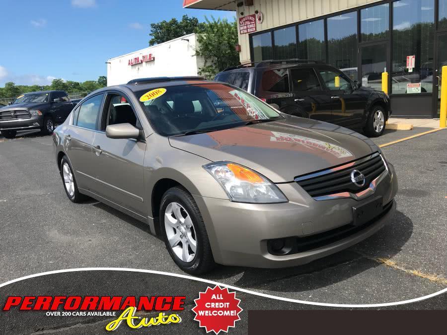 Nissan Altima 2008 $4995.00 incacar.com